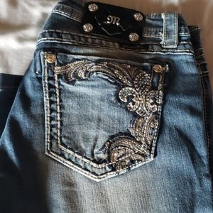 NWOT Miss Me Jeans 29x30